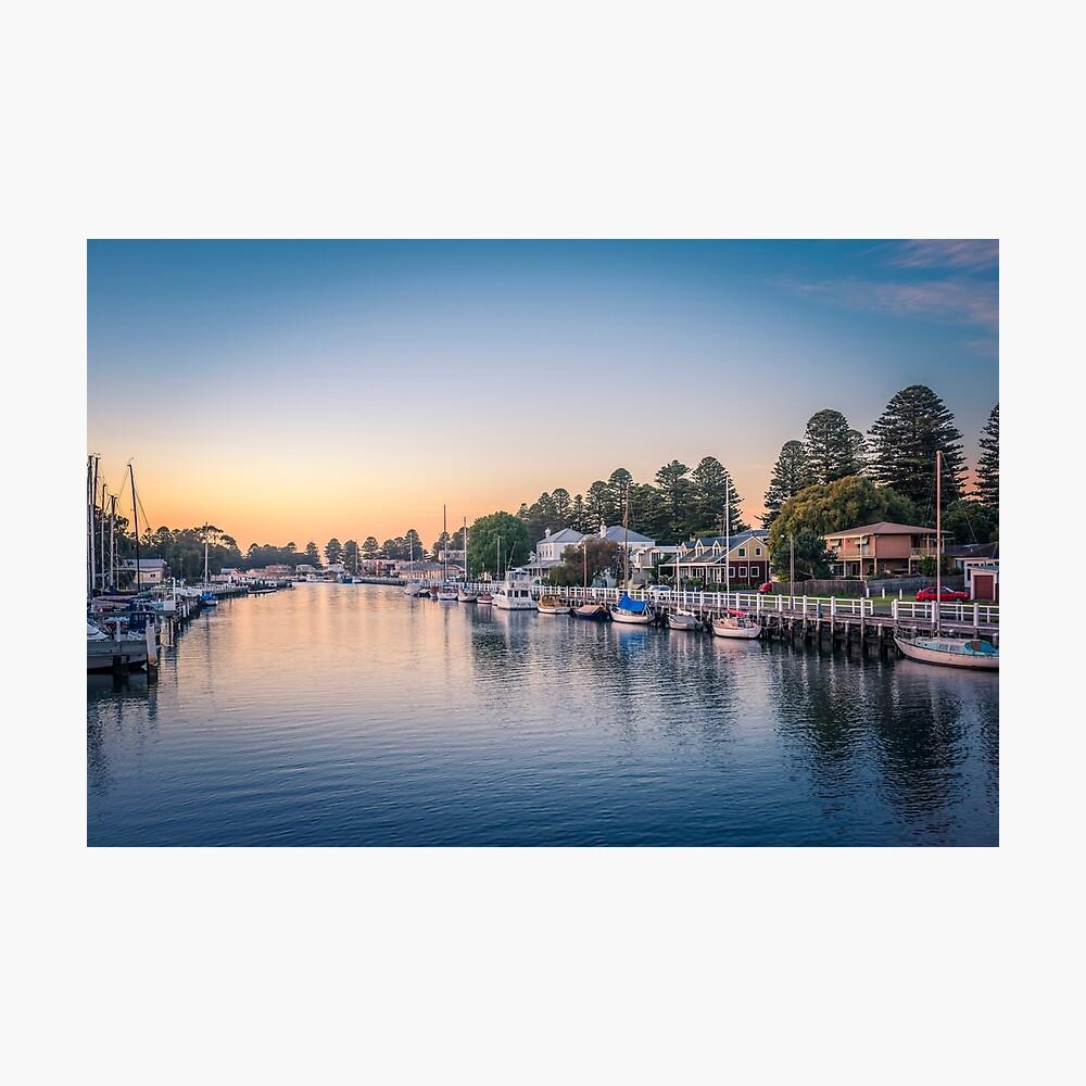 Port Fairy Sunrise Photographic Print