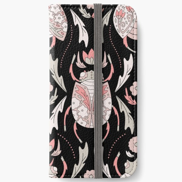Grotesque Beauty iPhone Wallet