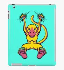 Vinilo o funda para iPad Monkey Trouble Yellow