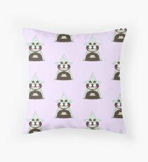 Ice Cream Cat Wizard Floor Pillow