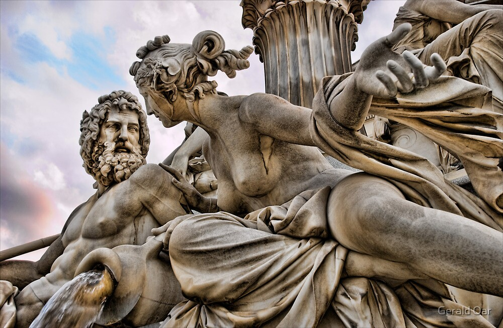 Vienna Sculpture by Gerald Oar