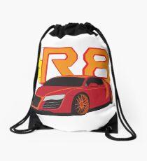 Iron Audi R8 Drawstring Bag