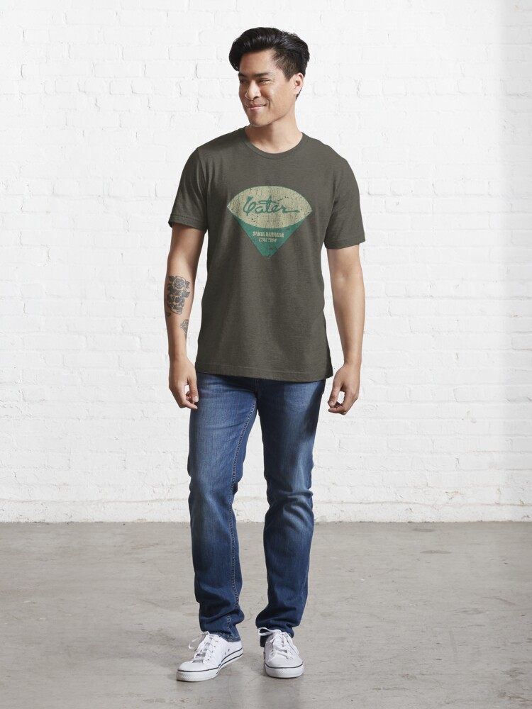 Alternate view of Charlie Don't Surf Essential T-Shirt