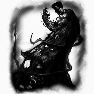 Gathering Darkness by justinbysma