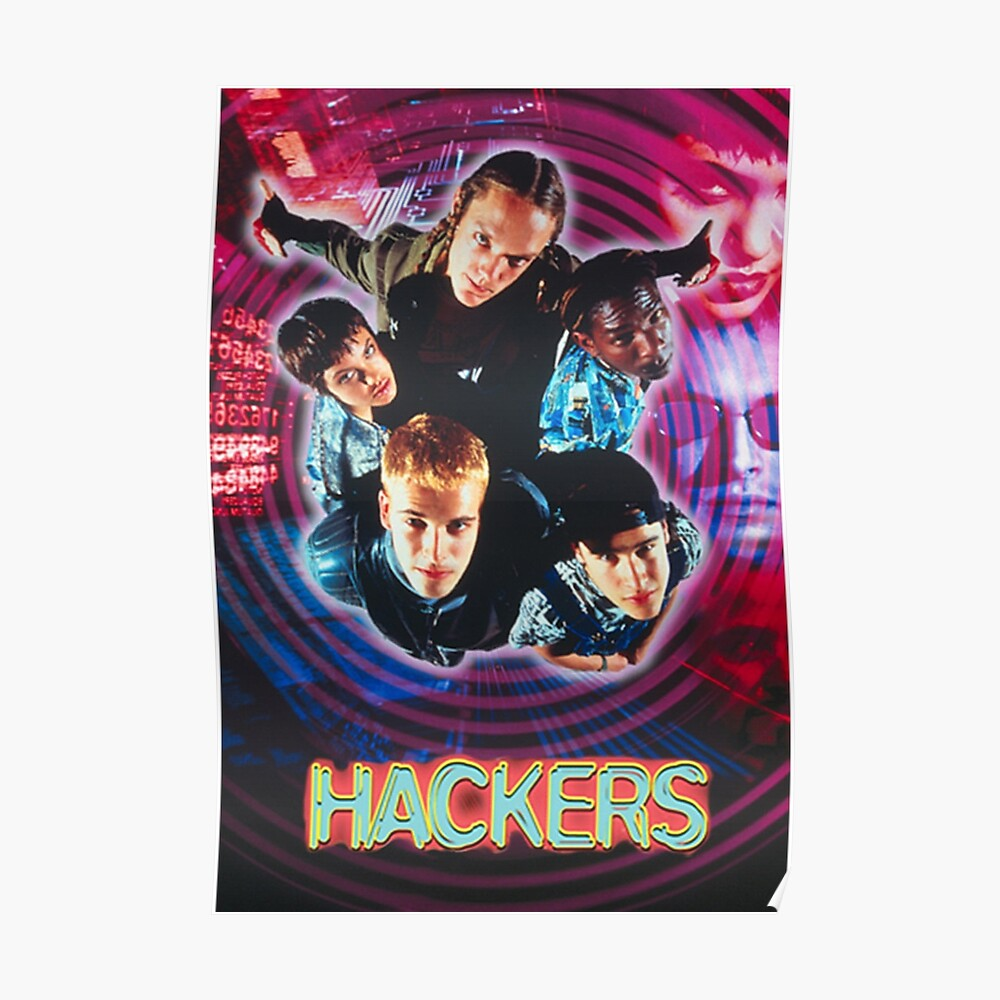 classic movie poster Home Decor Wall Sticker Kraft Paper Poste Hacker empire