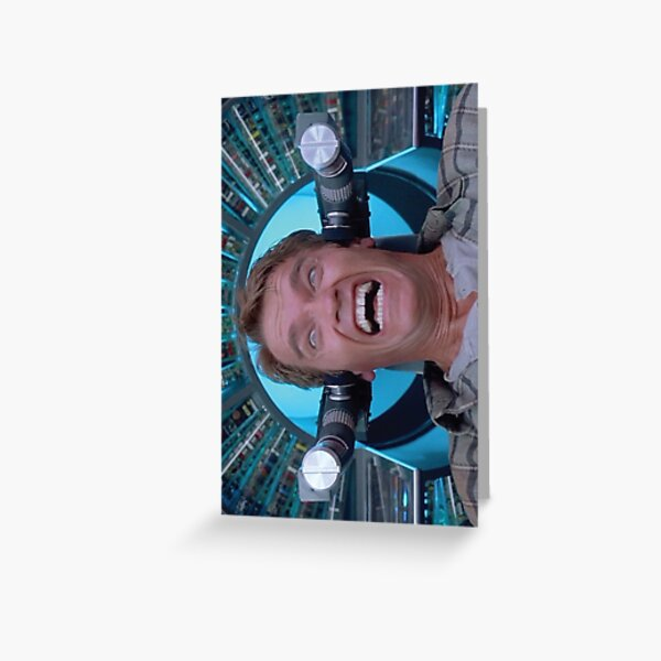 total recall Greeting Card