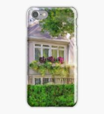House on the Lake iPhone Case/Skin