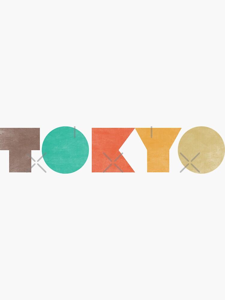 Tokyo Vintage by designkitsch