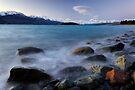 Mt Cook Blues by Michael Treloar