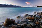 Glacial Glow by Michael Treloar