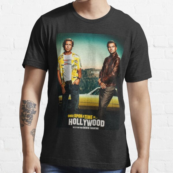 Once Upon A Time In Hollywood Merch Essential T-Shirt