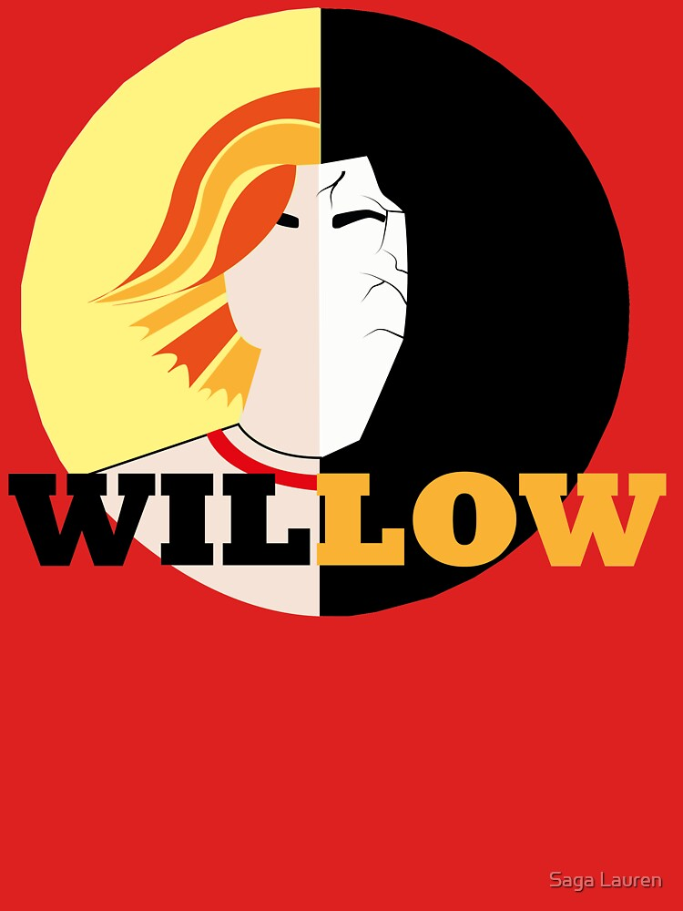 The Many Faces Of Willow by EverySongEnds