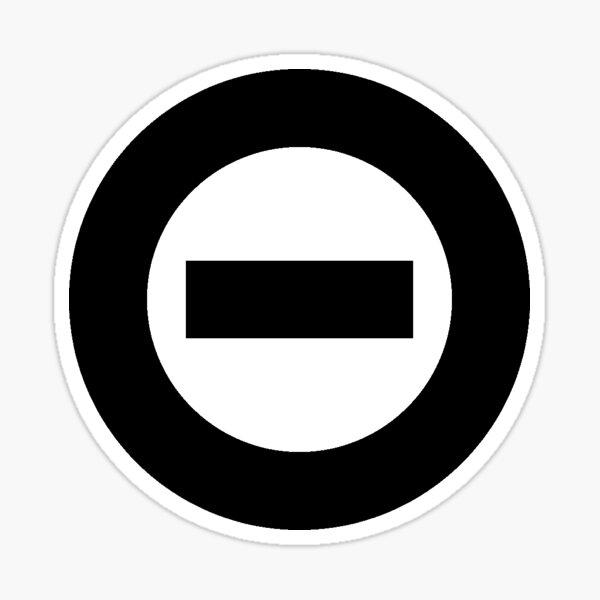 Type O Negative (Black) Sticker