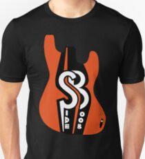 Side Boob Band Logo Merchandise Unisex T-Shirt