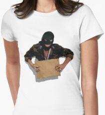 ken Women's Fitted T-Shirt