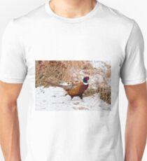 Ringed Neck Pheasant Unisex T-Shirt