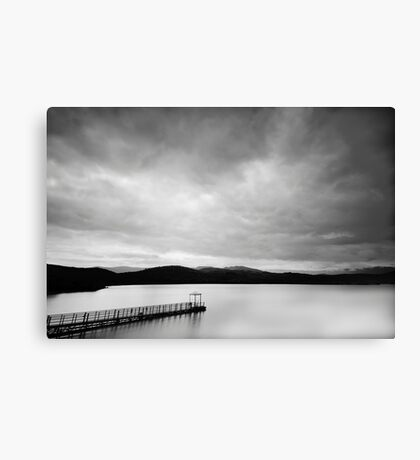 Into the big wide open Canvas Print