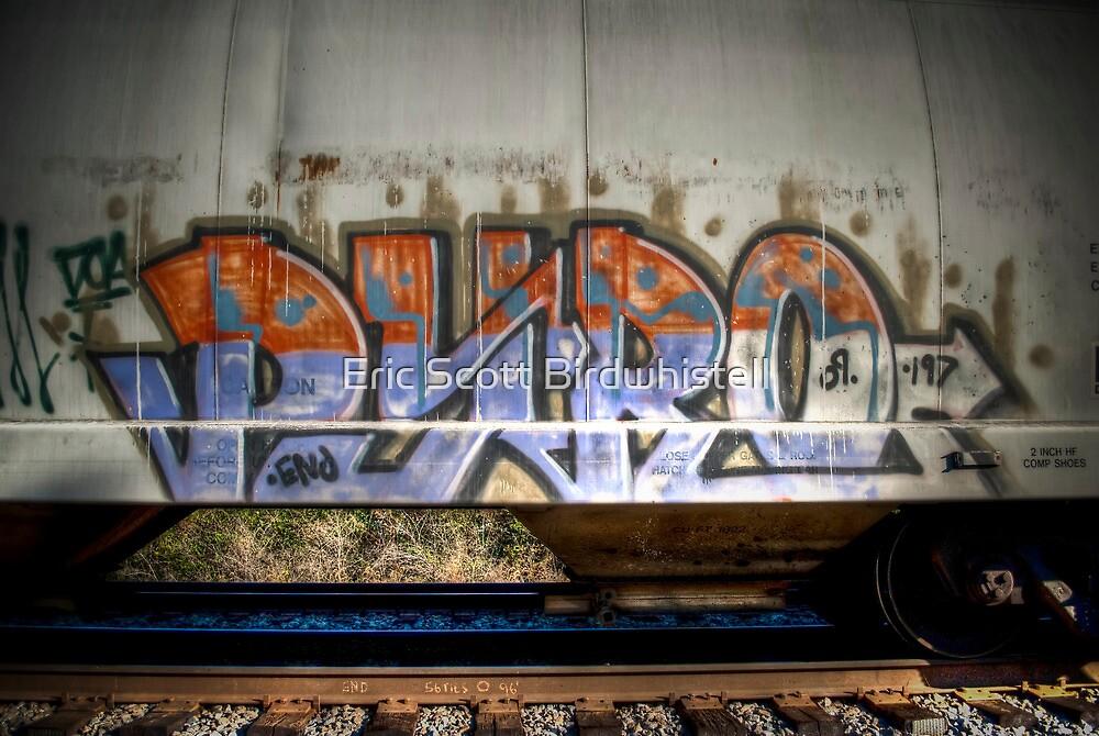 Tagged - Pyro by Eric Scott Birdwhistell