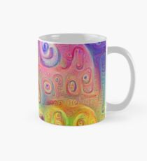 DeepDream Violet to Yellow 5K Mug