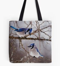 Blue Jays - Shirley's Bay, Ottawa Tote Bag