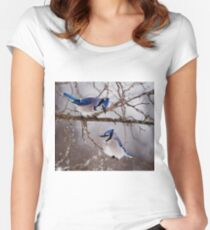 Blue Jays - Shirley's Bay, Ottawa Women's Fitted Scoop T-Shirt