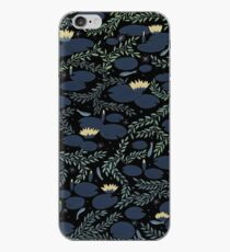 waterlily iPhone Case