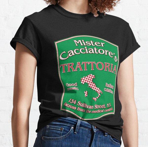 Mister Cacciatore's Classic T-Shirt