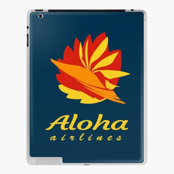 Aloha airlines iPad Skin