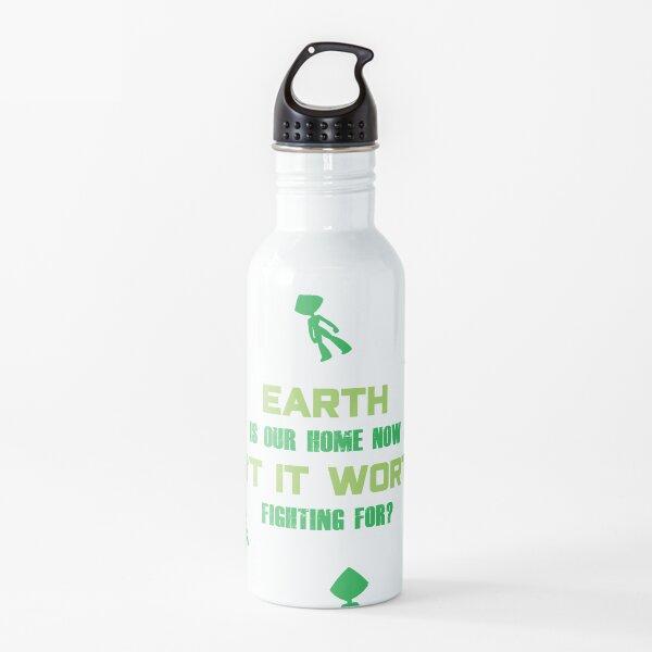 SU Peridot Quote Water Bottle