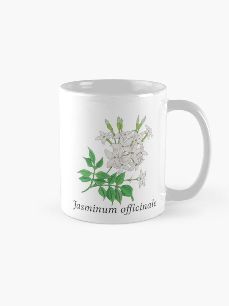 Alternate view of Jasmine (Jasminum officinale) Mug