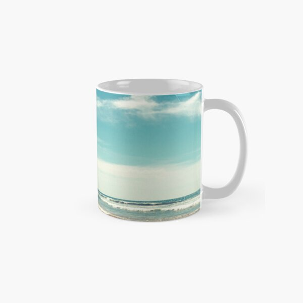 The swimmer Classic Mug