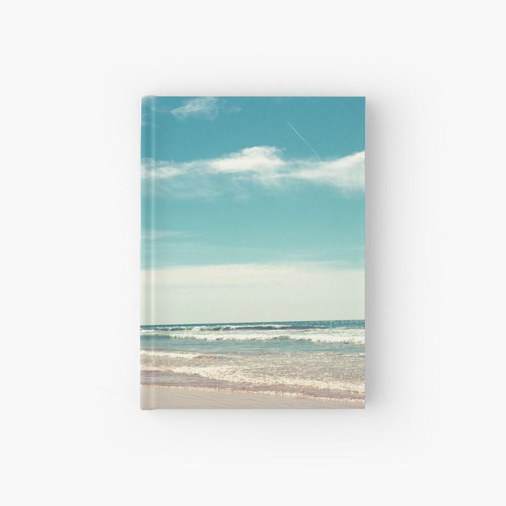 The swimmer Hardcover Journal