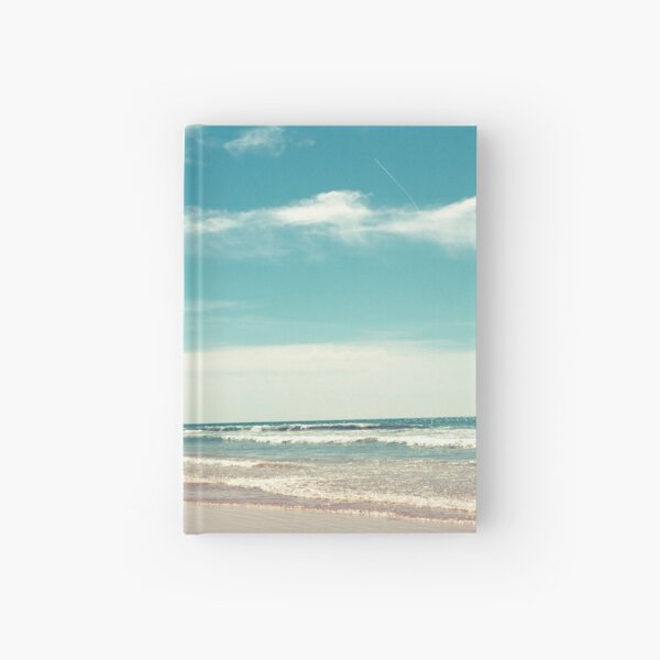 The swimmer Hardcover Journal