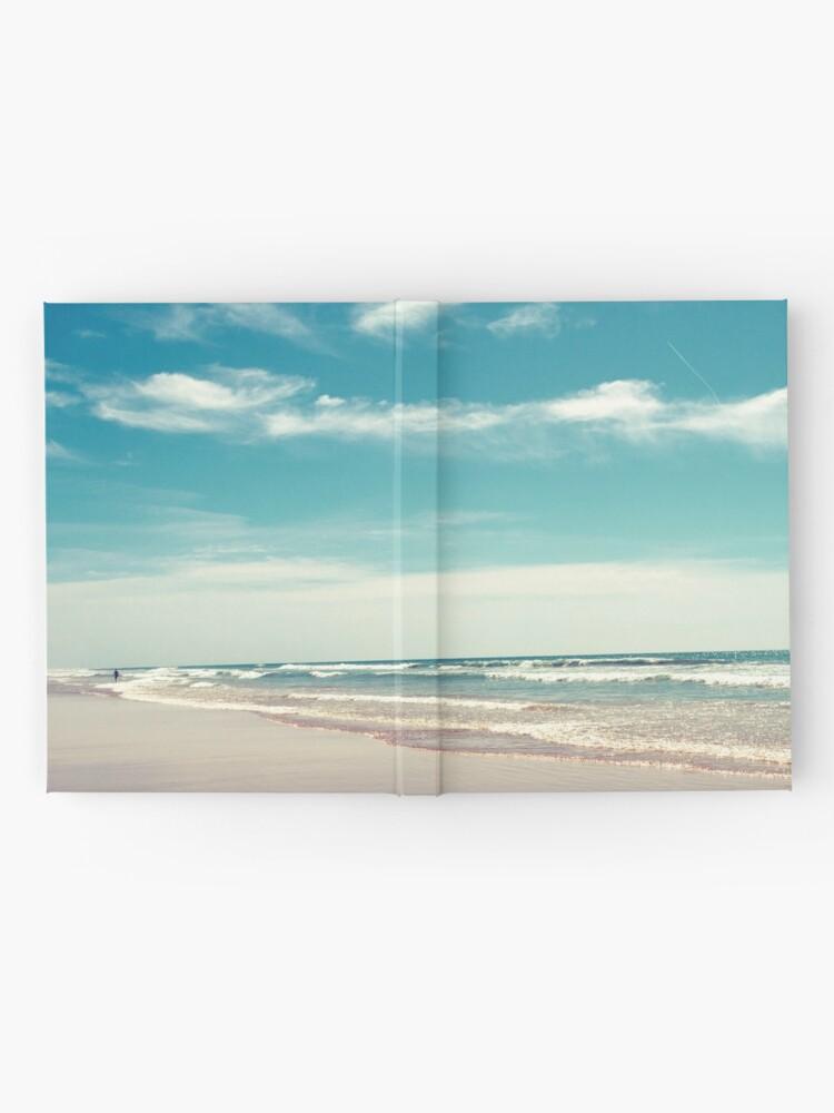 Alternate view of The swimmer Hardcover Journal