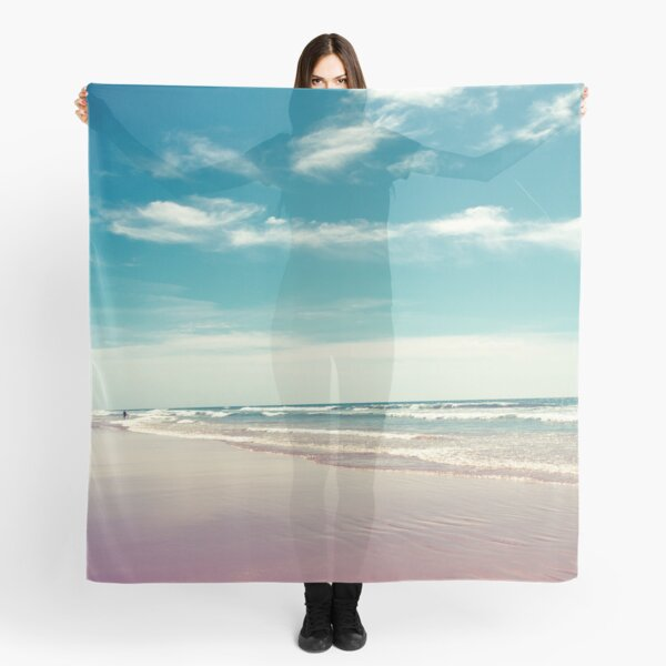 The swimmer Scarf