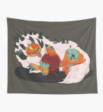 Corruption ain't all bad! Wall Tapestry