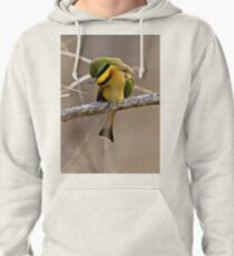Little Bee Eater Pullover Hoodie
