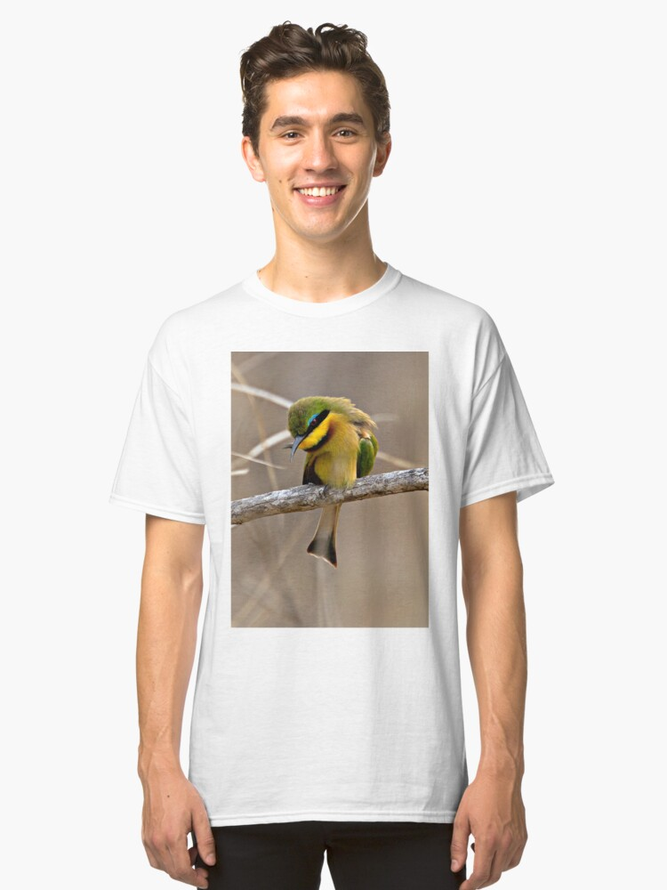 Little Bee Eater Classic T-Shirt Front