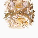 Lovely Kitty by Carolyn Clark