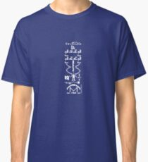 The Arecibo Message Classic T-Shirt