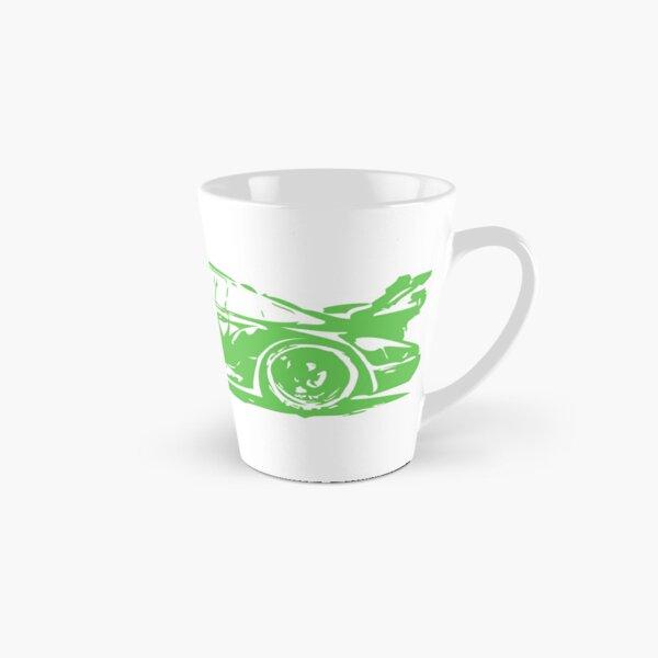 Green Porsche 911 Tall Mug