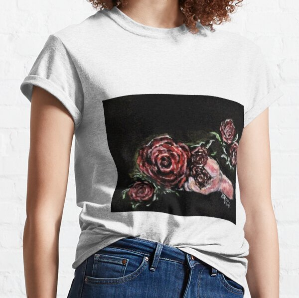 Rose In The Hand Classic T-Shirt