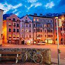 Innsbruck, Austria by Melissa Fiene