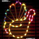 Gobble Gobble by deegarra
