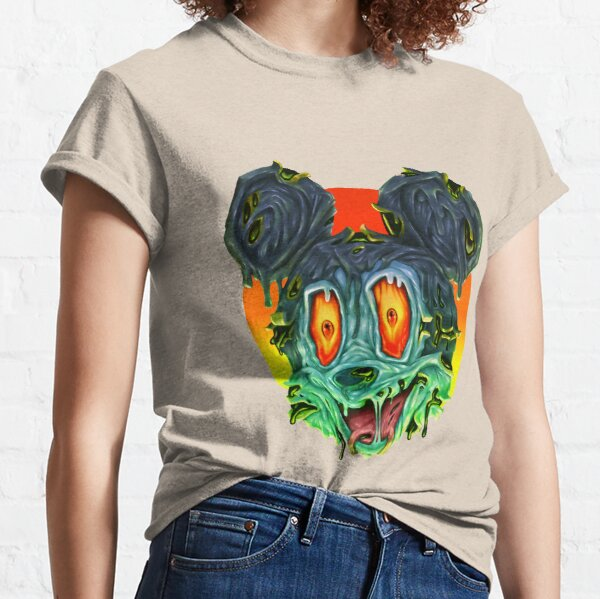 Horror Mouse Classic T-Shirt