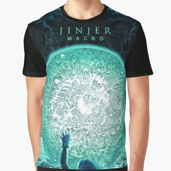 Jinjer Macro Graphic T-Shirt
