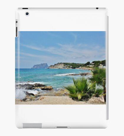 Moraira, Spain iPad Case/Skin