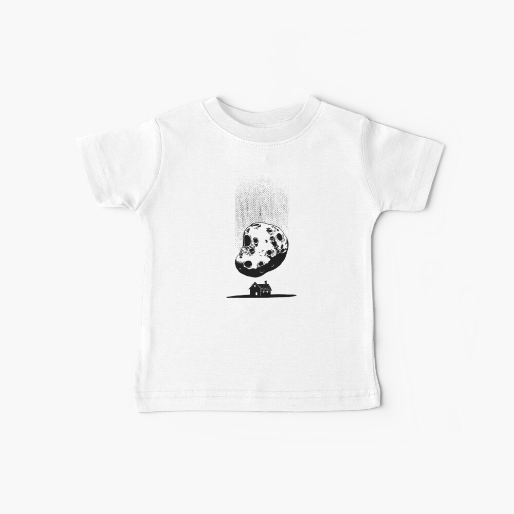 Trouble at Home Baby T-Shirt