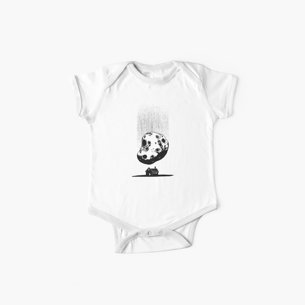 Trouble at Home Baby One-Piece