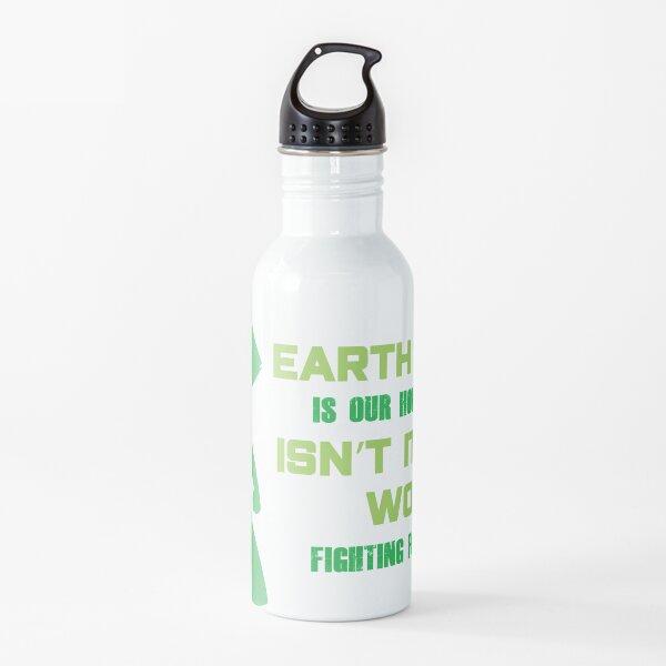 SU Peridot Fighting For Earth Water Bottle
